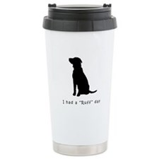 Funny Puppy Travel Mug