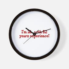 Unique Hannah montana sayings Wall Clock