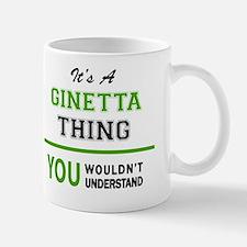 Cute Ginetta Mug