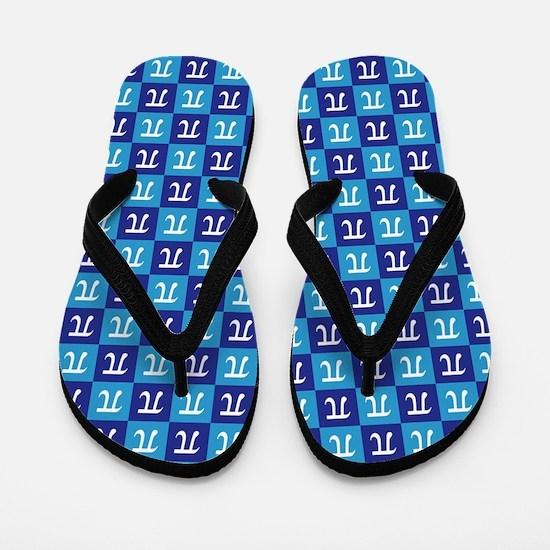 Pi Pattern Flip Flops