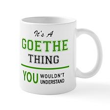 Cute Goethe Mug