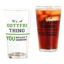Unique Gottfried Drinking Glass