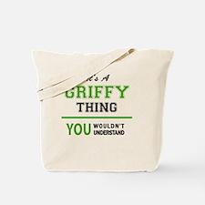 Unique Griffy Tote Bag