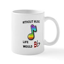 MUSIC NOTE Mugs