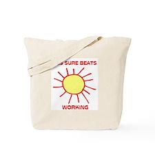 BEATS WORKING Tote Bag