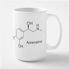 Adrenaline Molecule Mugs