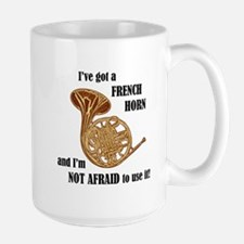 I've Got a French Horn Mug