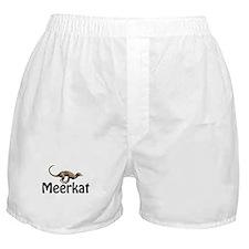 Meerkat Graphic Boxer Shorts