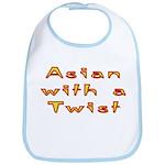 Asian Twist Bib