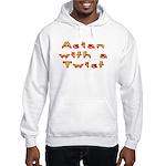 Asian Twist Hooded Sweatshirt