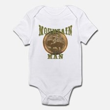 Mountain man gifts and t-shir Infant Bodysuit