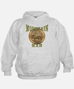 Mountain man gifts and t-shir Hoodie