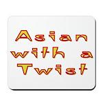 Asian Twist Mousepad