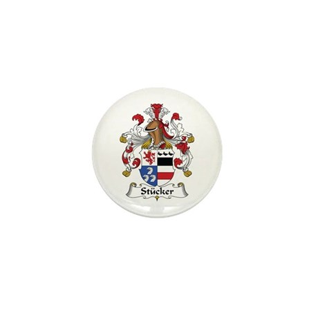 Stücker Mini Button (10 pack)
