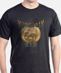 The Mountain Man or trappers, T-Shirt