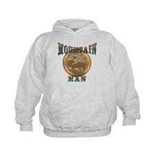 The Mountain Man or trappers, Hoodie