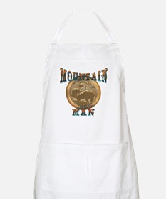 The Mountain Man or trappers, BBQ Apron
