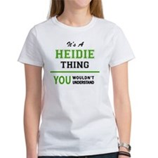 Cool Heidi Tee