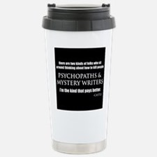Cute Writer castle Travel Mug