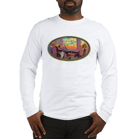 Evening Smoke Long Sleeve T-Shirt