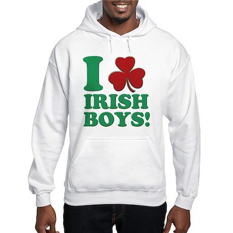 I Love Irish Boys