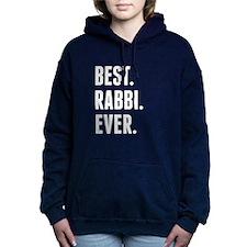 Best Rabbi Ever Women's Hooded Sweatshirt