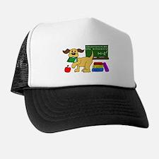 Classroom Pup Trucker Hat