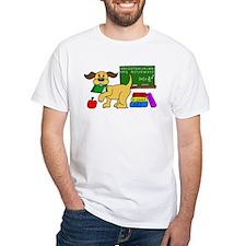 Classroom Pup Shirt