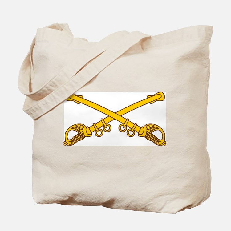 Cute Crossed sabers Tote Bag