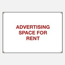 Advertising Space For Rent Banner