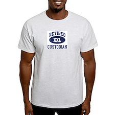 Retired Custodian T-Shirt