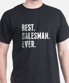 Best Salesman Ever T-Shirt