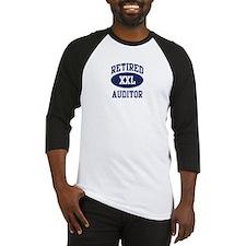 Retired Auditor Baseball Jersey