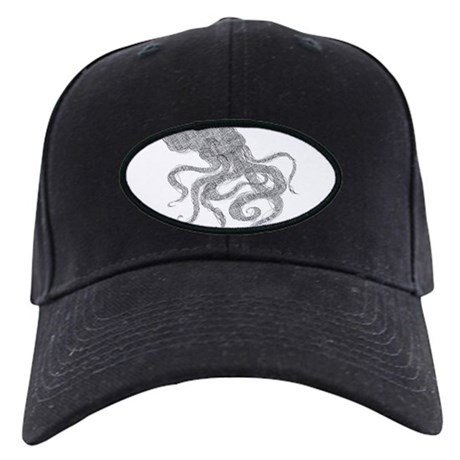Evil Cthulhu Black Cap