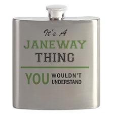 Cute Janeway Flask