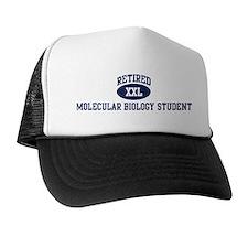 Retired Molecular Biology Stu Trucker Hat