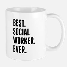 Best Social Worker Ever Mugs