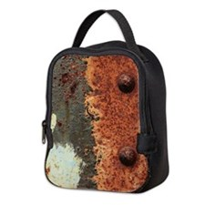 Rusty Neoprene Lunch Bag