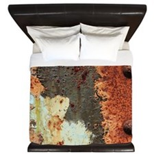Rusty King Duvet