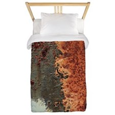 Rusty Twin Duvet