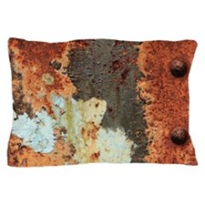 Rusty Pillow Case