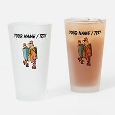 Custom Movers Drinking Glass