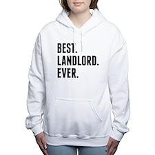 Best Landlord Ever Women's Hooded Sweatshirt