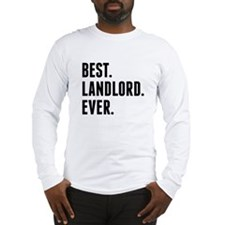 Best Landlord Ever Long Sleeve T-Shirt