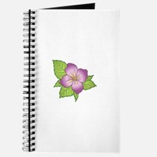 VIOLET FLOWER Journal