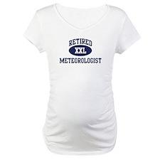 Retired Meteorologist Shirt