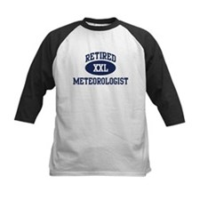 Retired Meteorologist Tee