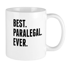 Best Paralegal Ever Mugs