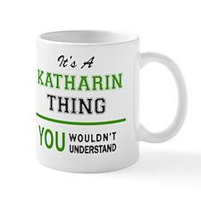 Unique Katharine Mug