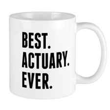 Best Actuary Ever Mugs